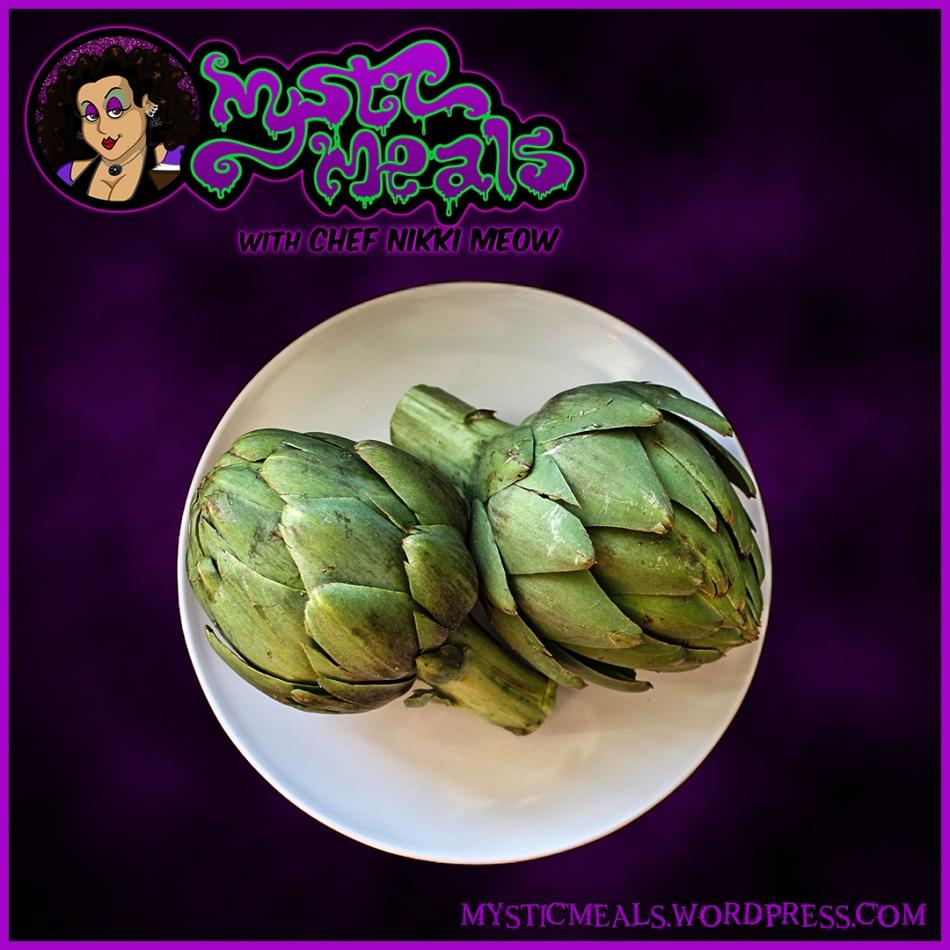 Mystic Meals Artichoke 1